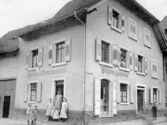 Aktuelles Bild der Bäckerei Schwehr