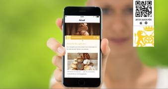 Bäckerei Schwehr App Sammelsystem